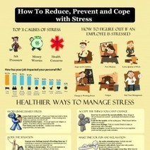 INFOGRAPHIC: How to Reduce, Prevent and Cope with Stress | Mind & Body Best Practices | Scoop.it