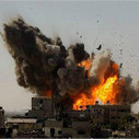 This is what an #Israeli air-strike looks like. This is #GazaUnderAttack today. | Occupy Belgium | Scoop.it