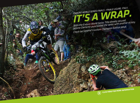 The Official Site of Cannondale Bicycles | Ciclomania | Scoop.it