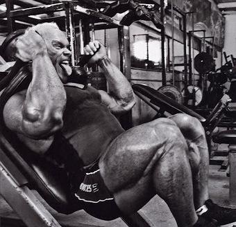 A Shocking Legs Workout by Ben Pakulski   Pro Bodybuilders & Fitness Models   Scoop.it