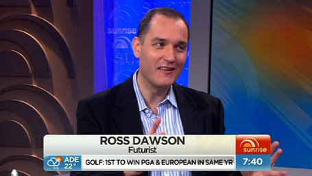 "Ross Dawson:  ""2012 Will Be a Year for Social & Technological Transformation"" 