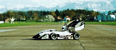 This tiny electric car just set a world record: 0–60 in 1.5 seconds | Heron | Scoop.it