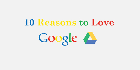 10 Reasons to Love Google Docs | technology | Scoop.it