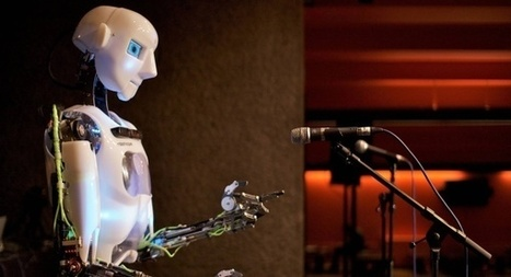 Dangerous Comedian Robot Escapes Norwegian Research Lab   African futures fun   Scoop.it