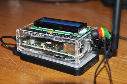 Arduino Show-and-Tell From the First Maker Training Camp | Raspberry Pi | Scoop.it