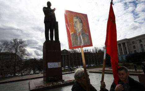 In Crimea, WWII looms large as Russians return, fueling Soviet nostalgia - Al Jazeera America | Human Geography | Scoop.it