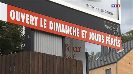 Près d'un tiers des Français travaille le dimanche, mais qui sont-ils ? - TF1 | Le travail dominical | Scoop.it