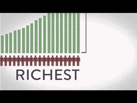 Global Wealth Inequality - What you never knew you never knew | Social Media or More | Scoop.it