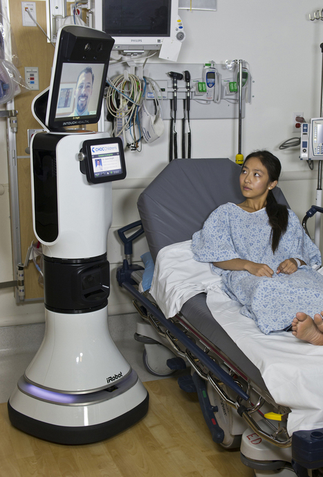 10 Ways Telemedicine Is Changing Healthcare IT | Office Environments Of The Future | Scoop.it