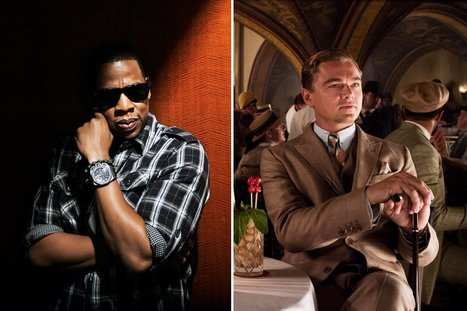 Jay-Z vs. Jay Gatsby: Similarities Between Rapper and 'The Great Gatsby' | License to Read | Scoop.it
