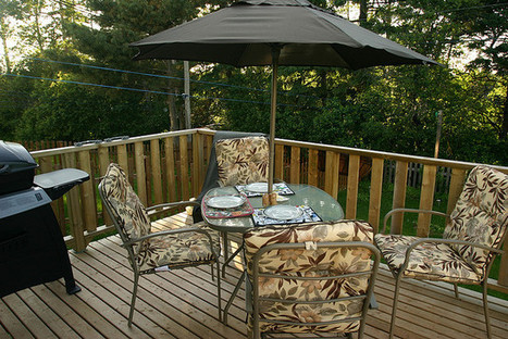 Make Your Patio Comfortable and Welcoming | Business | Scoop.it