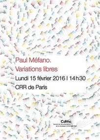 Paul Méfano. Variations libres | Musique classique contemporaine | Scoop.it