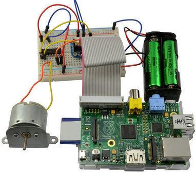 Rasp-Hack-L293 - MCHobby Wiki | numérique pédagogique | Scoop.it