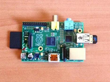 Twitter / VJinkWorkshop: YUMMY! Just a little raspberry ... | Raspberry Pi | Scoop.it