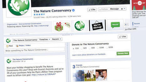 """Facebook's New """"Donate Now"""" Button Makes Impulsive Giving Easier Than Ever 