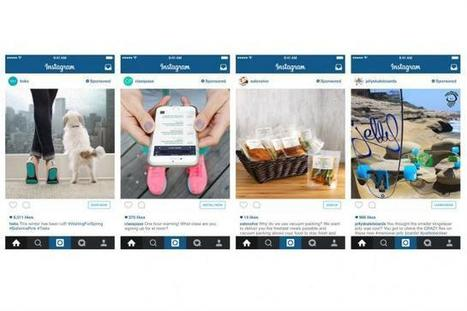 Instagram's Ads Are About to Get More Facebook-y | MarketingHits | Scoop.it