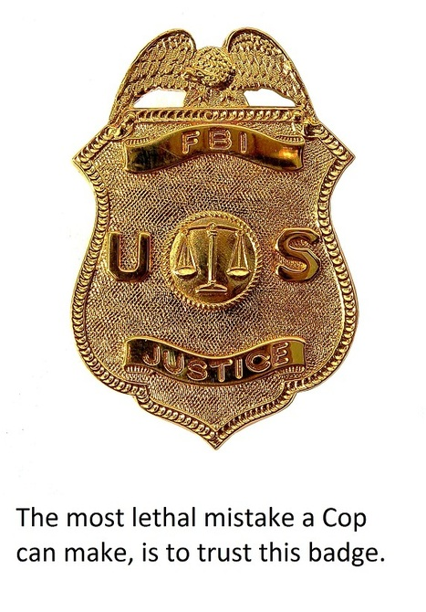 The most lethal mistake a Cop can make..... | Criminal Justice in America | Scoop.it