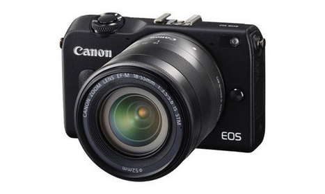 Canon's EOS M2 mirrorless camera promises double the focusing ...   photography   Scoop.it
