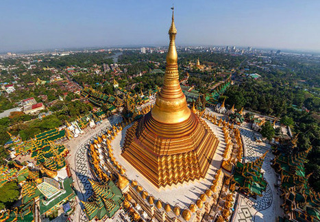 10 most famous tourist destinations in Myanmar - Huong Viet Travel | Travel Tips | Scoop.it