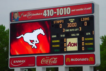 Scoreboards & Video displays | Corporate LED Signage & LED Display - Adsystemsled | Scoop.it