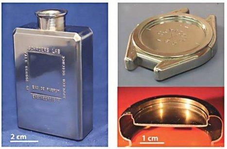 Metals That Can Be Molded Like Plastics | Maker Stuff | Scoop.it