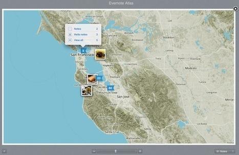 Introducción a Evernote para Mac | Evernote | EduEines | Scoop.it