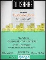 OuiShare Drink Brussels #2 | Facebook | FabLabs & Open Design | Scoop.it