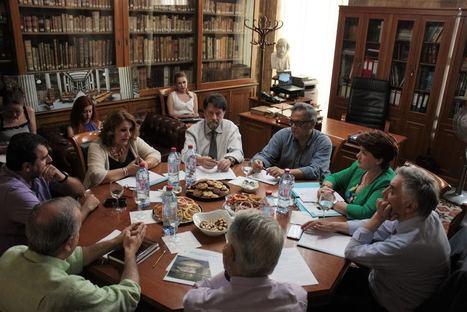 Συνάντηση για το βιβλίο και τις βιβλιοθήκες | Information Science | Scoop.it