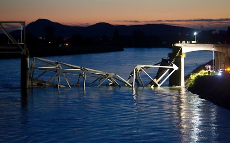 Thousands of Bridges Across U.S. Are at Risk of Collapse | BREAKING NEWS | Scoop.it