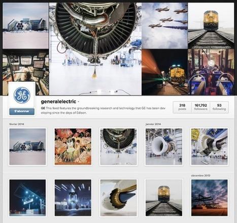 10 exemples d'entreprises BtoB performantes sur les médias sociaux - Kriisiis.fr - Social Media Trends | Marketing & communication | Scoop.it