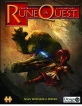 RuneQuest, 6th Edition | Moon Design Publications | Glorantha News | Scoop.it