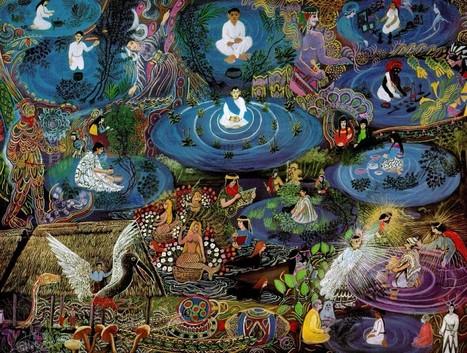 Ayahuasca, medicina interdimensional, abre el tercer ojo de la mente colectiva | Ayahuasca  アヤワスカ | Scoop.it