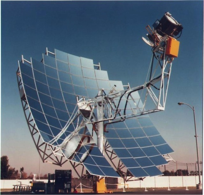 Солнечные генераторы тепла