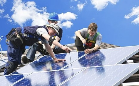 Solar Energy for Homeowners- How to Decide and Install It | Get-Home-Value | Alternative Energy Resources | Scoop.it