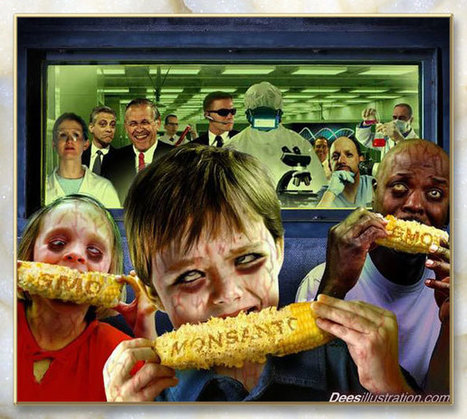 Top 10 Facts EVERYONE Should Know About Monsanto | Plant Based Transitions | Scoop.it
