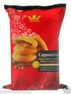 Cappuccino Chocolate Cream Filled Cookies 120g. Imported | Imported food Items | Scoop.it