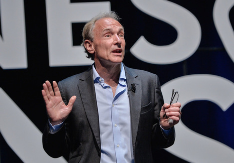 Web Inventor Tim Berners-Lee Wants Europeans To Rescue Net Neutrality | Occupy Your Voice! Mulit-Media News and Net Neutrality Too | Scoop.it