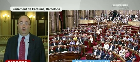 Entrevista a Miquel Iceta, Antena 3 | Diari de Miquel Iceta | Scoop.it