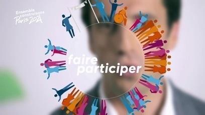 [Faire PARTICIPER] Candidature de Paris aux Jeux Olympiques et Paralympiques 2024 | actions de concertation citoyenne | Scoop.it