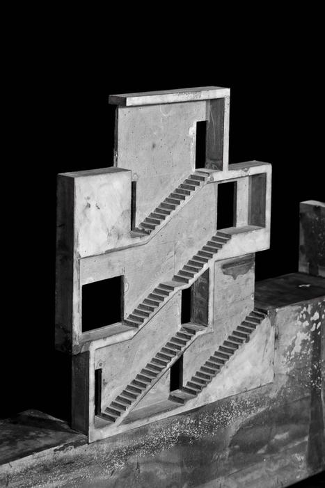 HIC Arquitectura » Josep Ferrando > Casa entre medianeras. Sant Cugat | Arquitectura Española Actual | Scoop.it
