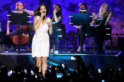 Lana Del Rey, 'young and beautiful' - The Daily Star   Lana Del Rey - Lizzy Grant   Scoop.it
