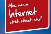 Alles, was im Internet steht, stimmt, oder? | Medien, ICT & Schule | Scoop.it