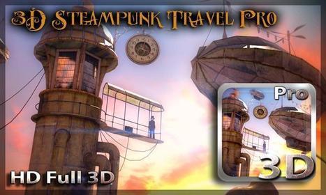 3D Steampunk Travel Pro lwp v1.1 - APK Pro World | APK Pro Apps | Scoop.it