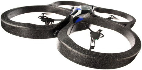 Raspberry Pi Used To Hijack Drone Over Wi-Fi | Slash's Science & Technology Scoop | Scoop.it
