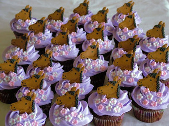 Cute Kentucky Derby Cupcakes! | I want yummy cupcakes | Scoop.it