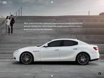 Maserati diversifies content on mobile app to up engagement | Mobile Buzz | Scoop.it