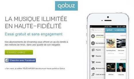 Qobuz trace encore sa route dans la musique en ligne, Médias   E-Music !   Scoop.it