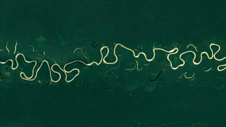 The Best Photography from Google Earth - FilterGrade | Grafikdesign bei Brandsupply | Scoop.it