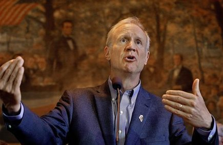 Why Illinois budget deal unlikely before 2016 - Chicago Sun-Times | Illinois Legislative Affairs | Scoop.it