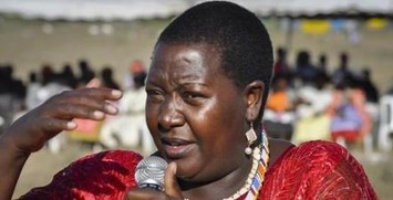 First Maasai Woman Takes Seat in Kenya's Parliament | Dare To Be A Feminist | Scoop.it